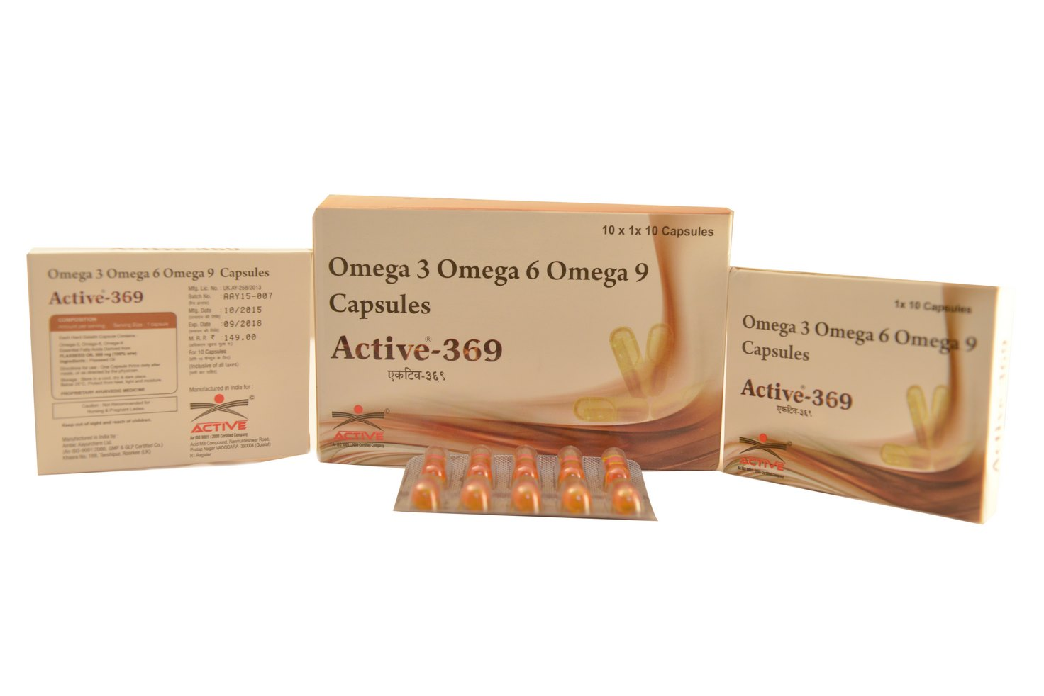 Active 369 Cap Active Health Care Pcd Pharma Franchise On
